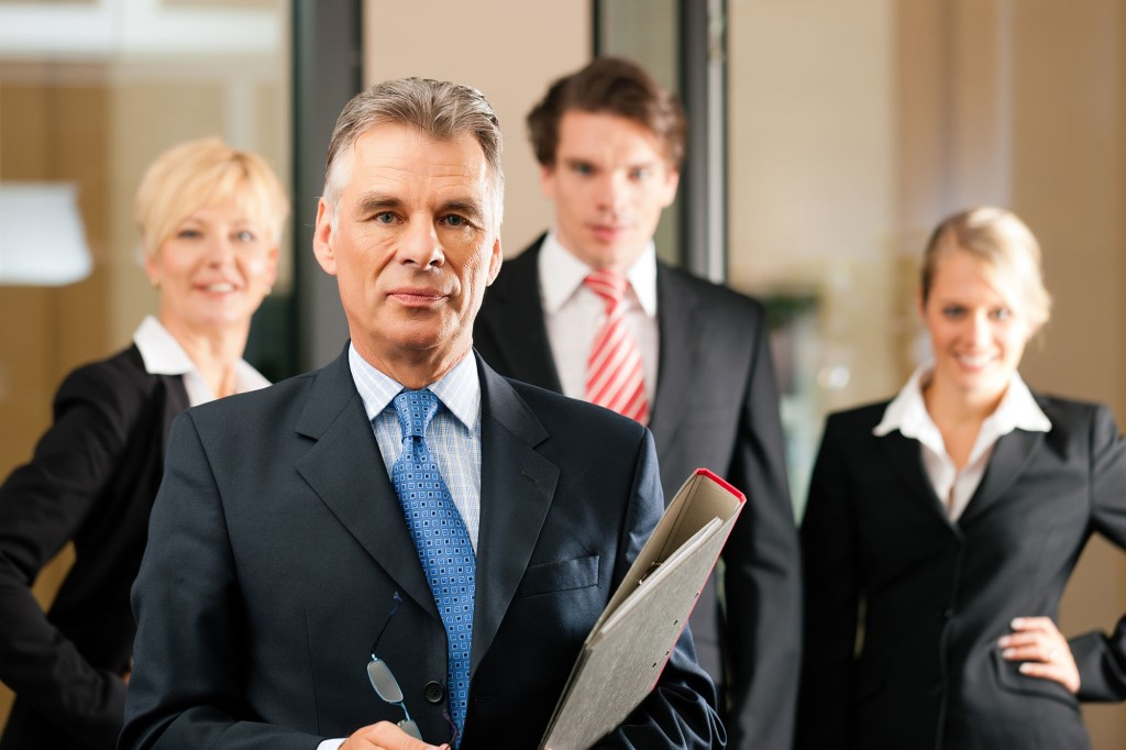 бизнесмен, офисные работники, НКО