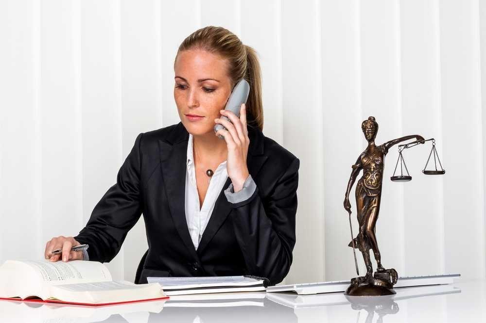 Консультация с юристом по телефону