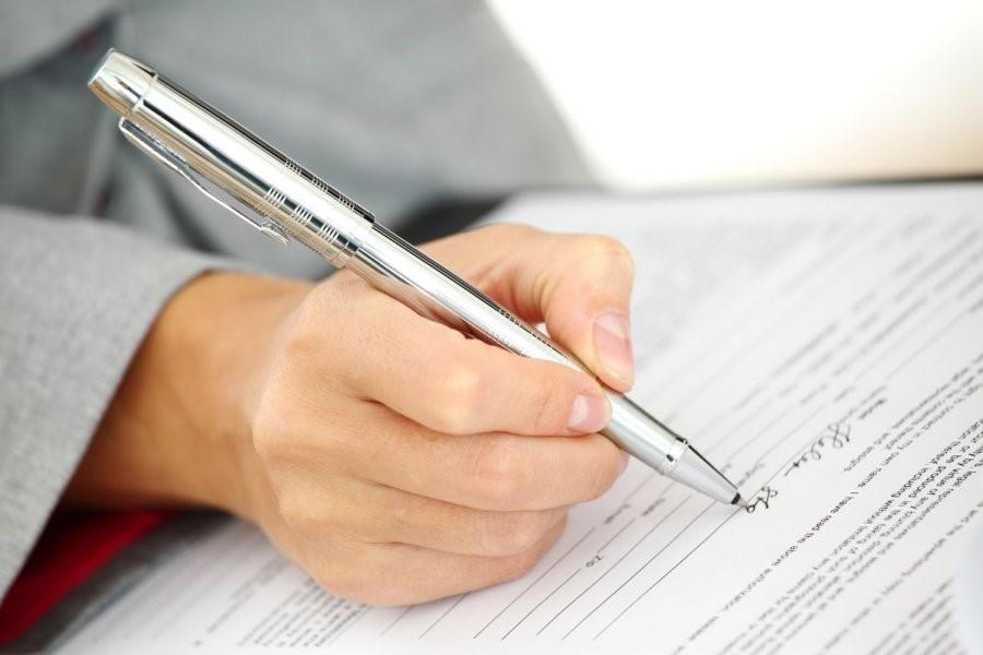 ручка, внесение изменений в учредительные документы